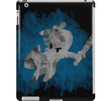 The Minish Brush Blue iPad Case/Skin