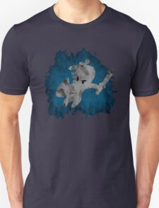 The Minish Brush Blue T-Shirt