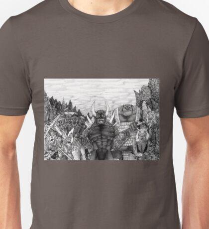 Evil Army Unisex T-Shirt