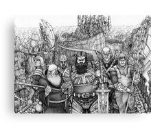 Good Army Canvas Print