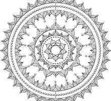 Mandala by MUSTes