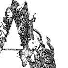 """""""A'' by Amy Stubbington"""