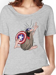 American Caveman Women's Relaxed Fit T-Shirt