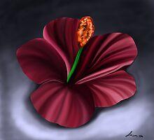Best Fantasy Flower 4 by Annalisa Amato