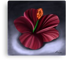 Best Fantasy Flower 4 Canvas Print