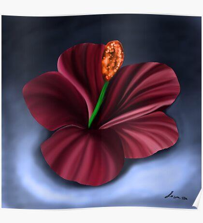Best Fantasy Flower 3 Poster