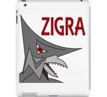 Zigra - White  iPad Case/Skin