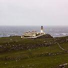 Neist Point Lighthouse by Lynne Morris