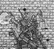 One Man Army by CRGArtDesign