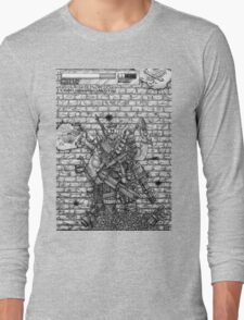 One Man Army Long Sleeve T-Shirt