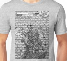 One Man Army Unisex T-Shirt