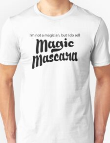 I'm not a magician, but I do sell magic mascara. Younique inspired Unisex T-Shirt