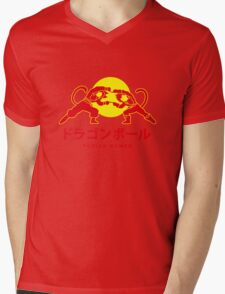 Power to fuse Mens V-Neck T-Shirt