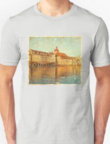 Polaroids from Lucerne (1) T-Shirt