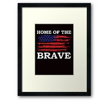 Free Since 1776 – American Patriot Framed Print