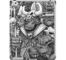 Orc Army iPad Case/Skin