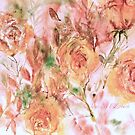 Tapestry Roses... by ©Janis Zroback