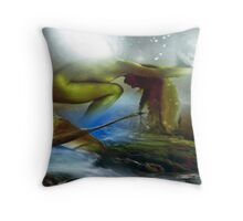 MÁIRÉAD  Child Of The Moon Throw Pillow