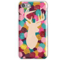 Bubblegum Reindeer iPhone Case/Skin