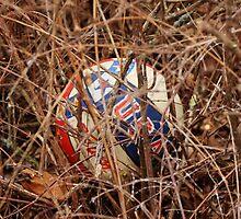 Soccer ball USA by RosiLorz