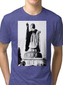 Buddha Art Tri-blend T-Shirt