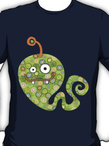 Green Worm T-Shirt