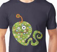 Green Worm Unisex T-Shirt