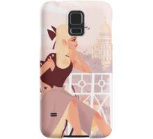 Sacré Coeur Samsung Galaxy Case/Skin