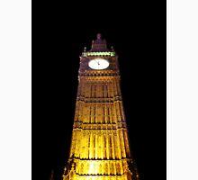 Big Ben – Paint & Poster Effect Unisex T-Shirt