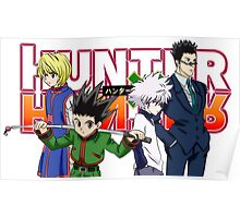 Hunter X Hunter [UltraHD] Poster