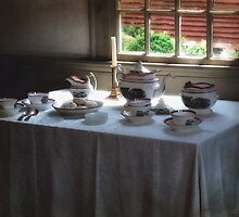 Almost Tea Time by RC deWinter