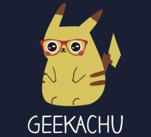 Geekachu Kids Clothes