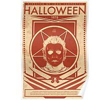 """""""Halloween 1978""""  Poster"""