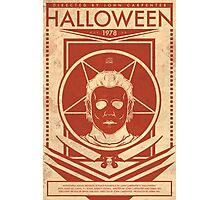 """""""Halloween 1978""""  Photographic Print"""