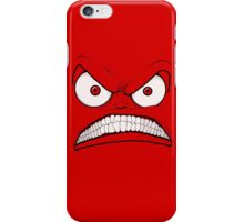Emotional Angry Monday iPhone Case/Skin