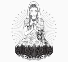Quan Yin by Vivian Lau