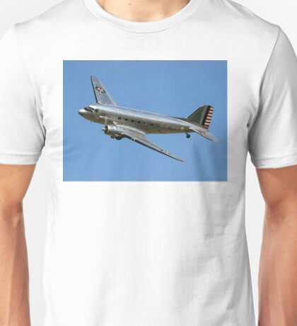 The Douglas C-41 - first of all the Dakotas Unisex T-Shirt
