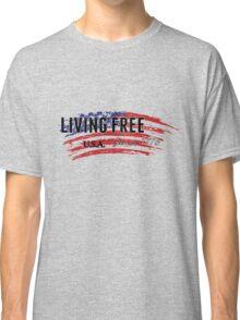 Living Free Classic T-Shirt