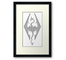 Skyrim Ultimate ! [UltraHD] Framed Print