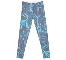 1982 Blue Leggings