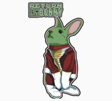 Return of Bunny, Jaxxon Strikes Back. by Anna Welker