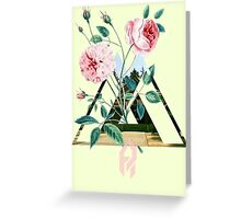 The Apology. Greeting Card