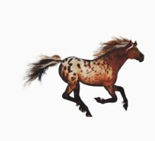 An Appaloosa Called Ginger'... Kids Clothes
