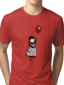 drifting Tri-blend T-Shirt