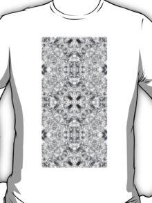 """""""Spirit of India: Frozen Fleur"""" T-Shirt"""