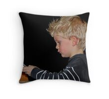 I am the eldest! Throw Pillow