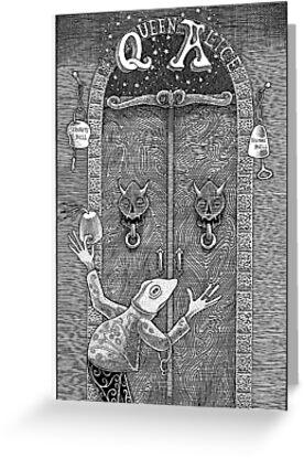 Queen Alice's Door by Gavin L. O'Keefe
