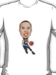 Stephen Curry | Golden State Warriors | Cartoon T-Shirt