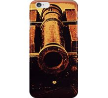 Balls and Cannon iPhone Case/Skin