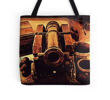Balls and Cannon Tote Bag